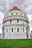 Pisa, das 3 errichtet Lizenzfreie Stockbilder