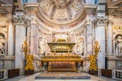 Pisa - 23 de março de 2014: Catedral de Pisa o 23 de março Imagens de Stock