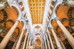 Pisa - 23 de marzo de 2014 Foto de archivo