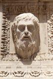 Pisa, della Spina, particolare della Santa Maria Fotografie Stock Libere da Diritti