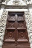 Pisa, della Spina, particolare della Santa Maria Immagini Stock Libere da Diritti