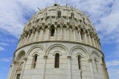 Pisa Dome, Italy Stock Image