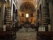 Pisa - Duomo Stock Images