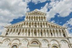 Pisa duomo Royalty Free Stock Photo