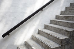 Pisa a escada Foto de Stock