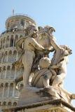 Pisa Fontana dei Putti 01 Obraz Stock