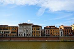 Pisa-Gebäude lizenzfreie stockfotos