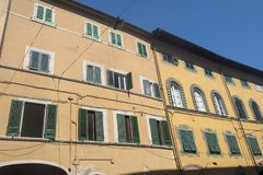 Pisa, historic buildings Stock Images