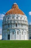 Pisa i piazza dei Miracoli Zdjęcia Stock