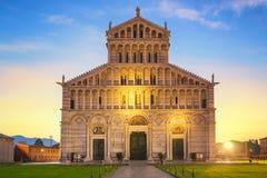 Pisa, Italië Royalty-vrije Stock Afbeeldingen