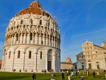 Pisa, Italië Royalty-vrije Stock Foto's