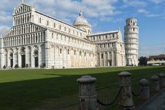 Pisa Italien Royaltyfri Fotografi