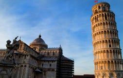 Pisa Italien Royaltyfria Bilder