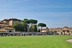 Pisa Italien Stockbilder