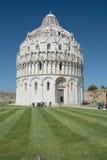 Pisa italy Royaltyfria Bilder