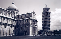 Pisa Italy. Leaning tower of Pisa Royalty Free Stock Images
