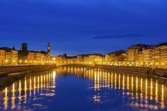 Pisa in Italy Stock Images