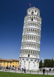 Pisa. Leaning Tower, Tuscany landmark Stock Photography