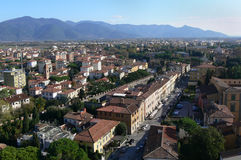 Pisa Italy vista Royalty Free Stock Photography