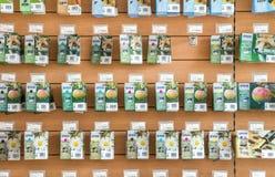 PISA - JUNI 3, 2013: De patronen van de Epsonprinter Epson is een majoor Royalty-vrije Stock Fotografie