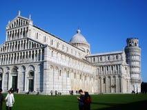 Pisa katedra obrazy royalty free