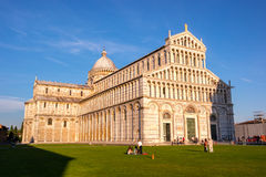 Pisa katedra, Włochy Fotografia Stock