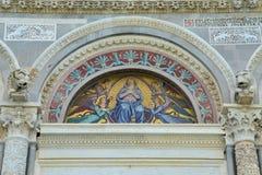 Pisa katedry szczegóły Zdjęcie Stock