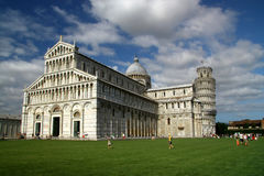 Pisa-Kathedrale Lizenzfreie Stockbilder