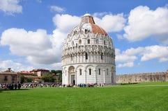 Pisa-Kathedrale. lizenzfreie stockfotos
