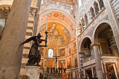 Pisa-Kathedrale Toskana Italien Lizenzfreie Stockbilder