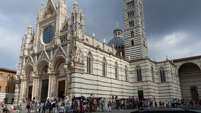 Pisa kirche stock afbeelding