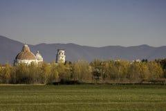 Pisa-Kontrollturm Lizenzfreie Stockfotos