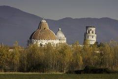 Pisa-Kontrollturm Stockbild