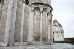 Pisa kwadrat Katedralny Włochy Fotografia Stock
