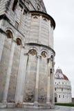 Pisa kwadrat Katedralny Włochy Zdjęcia Royalty Free