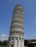 pisa La torre inclinada Imagenes de archivo