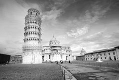 Pisa Leaning Tower Stock Images