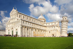 Pisa, Leaning Tower, Italy Stock Photo