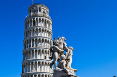 Pisa. Leaning tower of Pisa, Italy Stock Photo