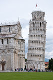 Pisa Leaning Tower Royalty Free Stock Photos