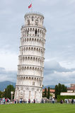 Pisa Leaning Tower Royalty Free Stock Photography