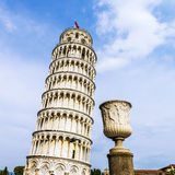 Pisa leaning tower, Italy Stock Images
