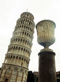 Pisa Leaning Tower, Italy Stock Photos