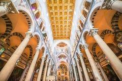 Pisa - 23. März 2014 Stockfoto
