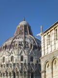 Pisa, Marktplatz dei miracoli stockfoto