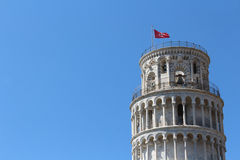 Pisa, miracle square and pisa tower Stock Photography