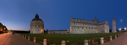 Pisa, miracoli dei аркады Стоковое Изображение RF
