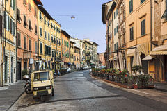 Pisa Old Street Stock Photo