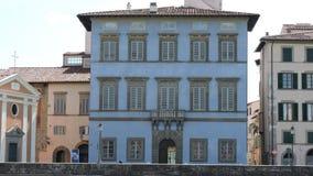 Pisa, paesaggio fotografia stock libera da diritti