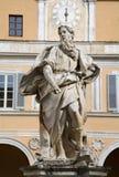 Pisa - Palazzo dell Arcivescovado- Moses stock photography